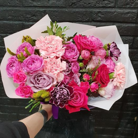 Ягодный букет: букеты цветов на заказ Flowwow