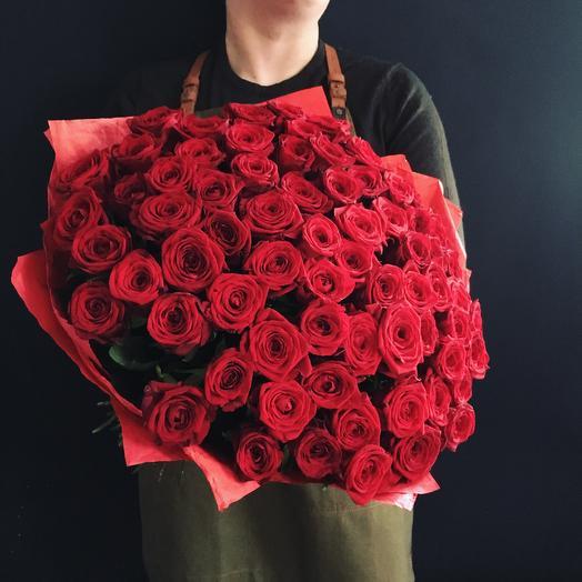 Для тебя, моя милая: букеты цветов на заказ Flowwow