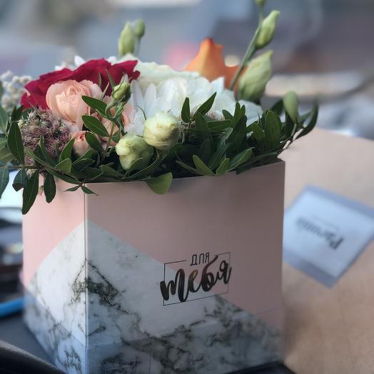 Мини 9: букеты цветов на заказ Flowwow