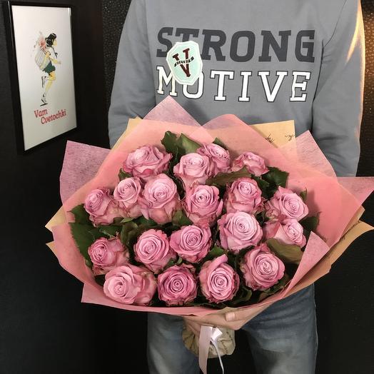 Мэри S: букеты цветов на заказ Flowwow