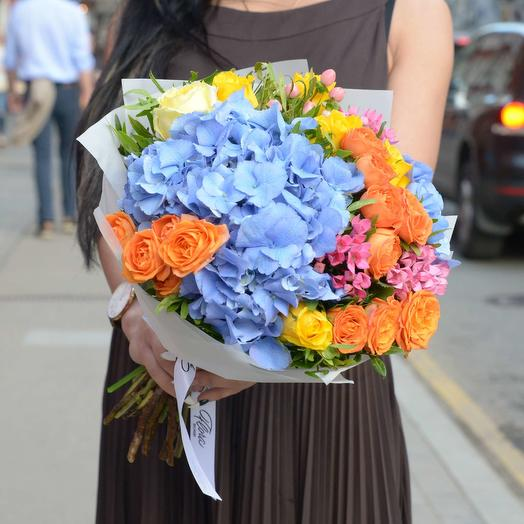 Букет Nicol: букеты цветов на заказ Flowwow