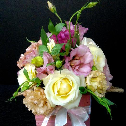 Сладкий Десерт: букеты цветов на заказ Flowwow