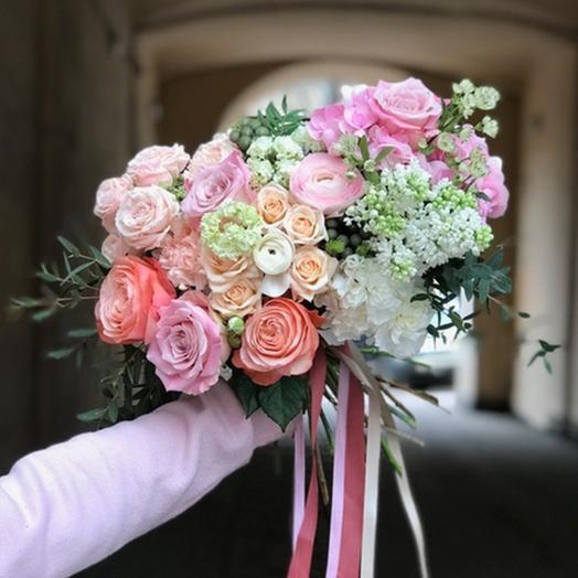 Пронзительный взгляд: букеты цветов на заказ Flowwow