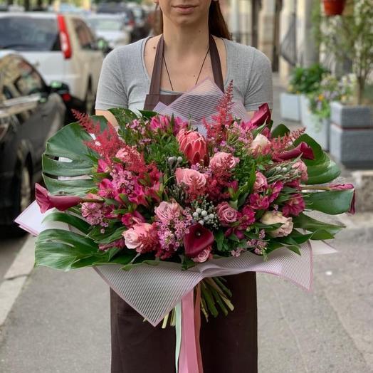 Созвездие девы: букеты цветов на заказ Flowwow