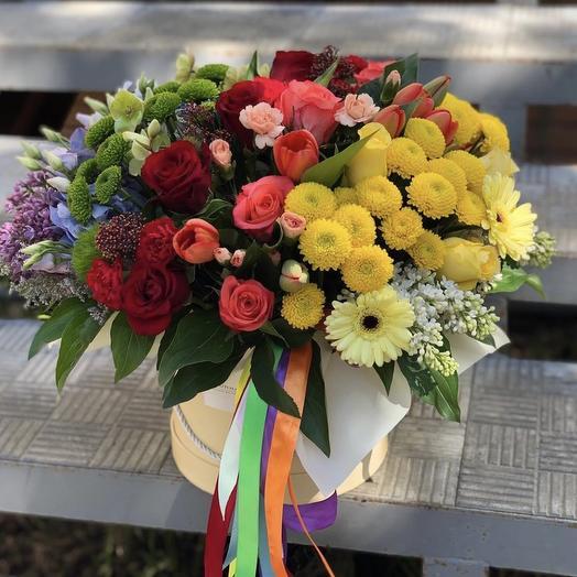 Олеся: букеты цветов на заказ Flowwow
