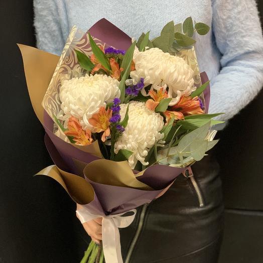 Облачные дали: букеты цветов на заказ Flowwow