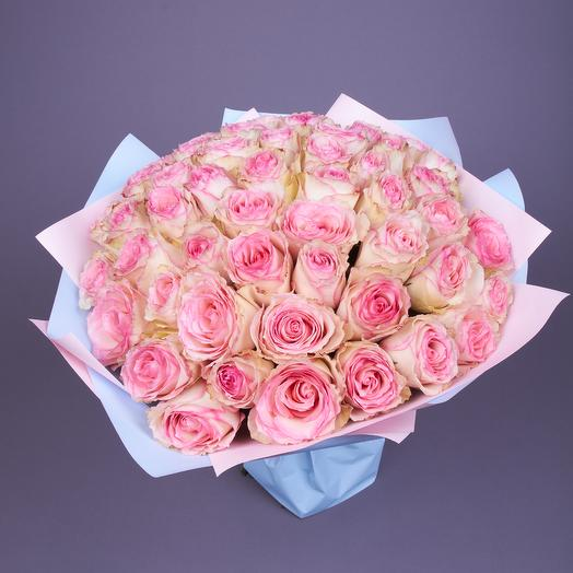 51 премиальная роза Эсперанс Эквадор