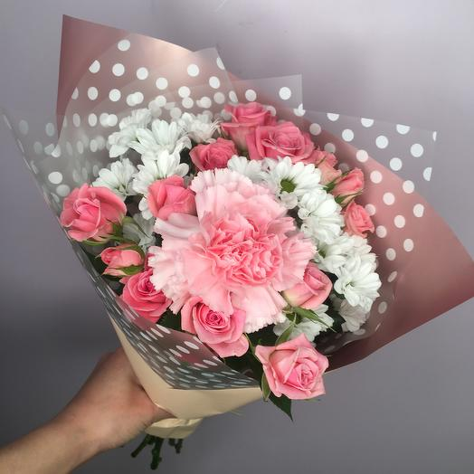 Букет 2781: букеты цветов на заказ Flowwow