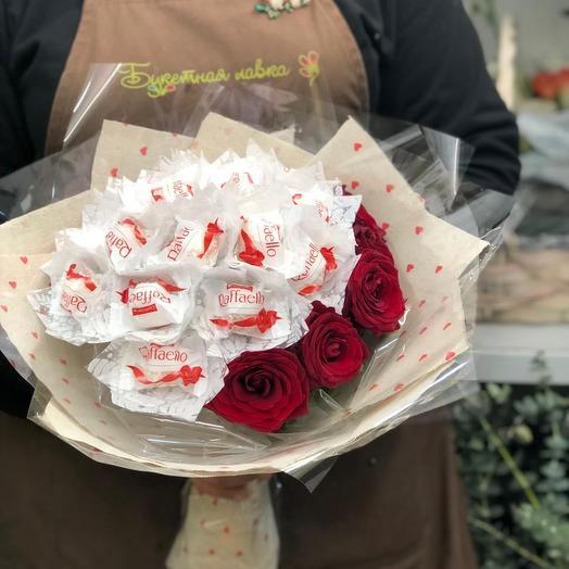Раффаэлло и розы