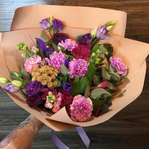 March Evening: букеты цветов на заказ Flowwow