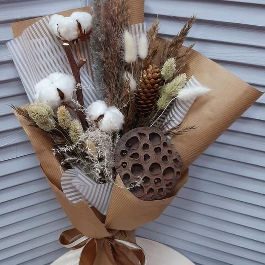 Брутал: букеты цветов на заказ Flowwow