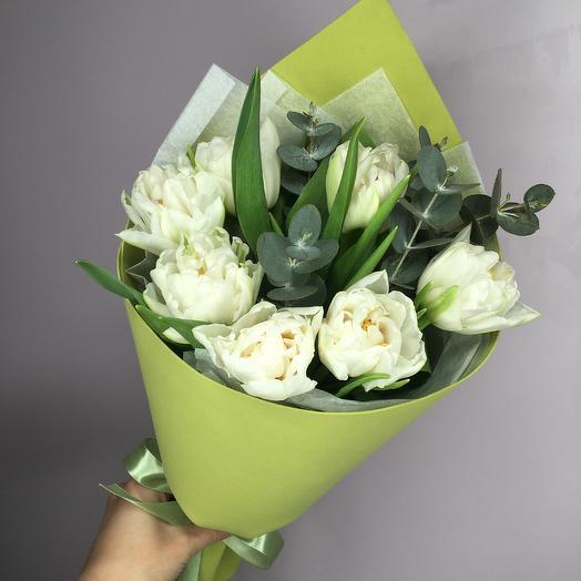 Букет 3006: букеты цветов на заказ Flowwow
