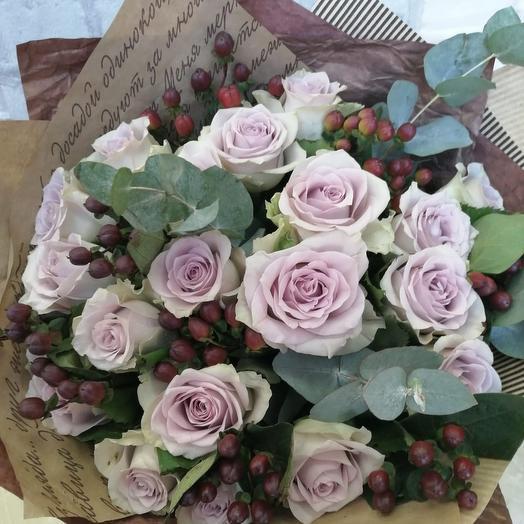 Утренняя прохлада: букеты цветов на заказ Flowwow