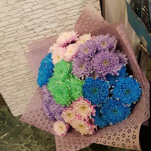 Букет Пинг-понг: букеты цветов на заказ Flowwow