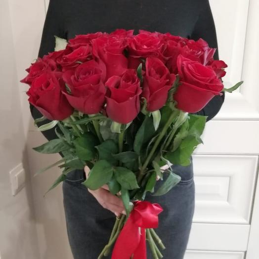 Розы ивер ред