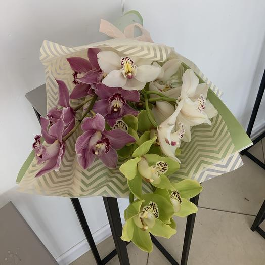 Букет Орхидея: букеты цветов на заказ Flowwow