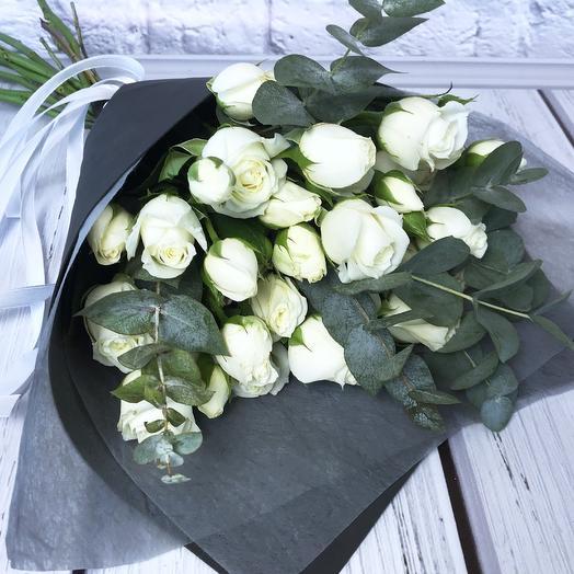 Букет «Purezza»: букеты цветов на заказ Flowwow