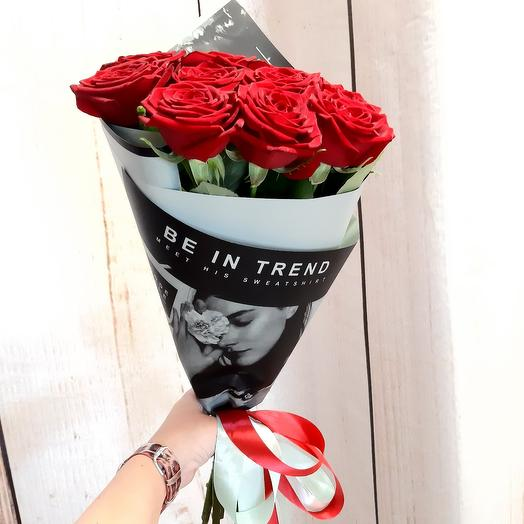 Розы в тренде