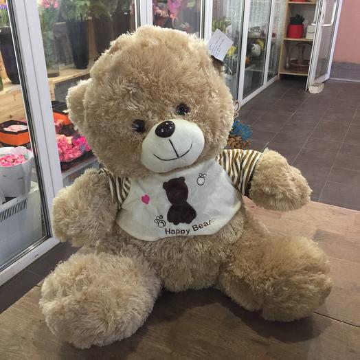 Плюшевый медведь - мальчик