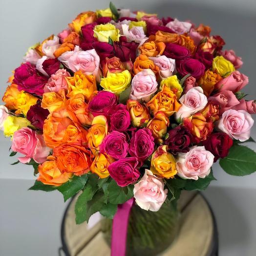 81 roses