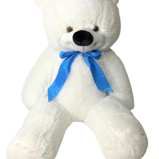 Мишка 110 см «Валганг» белый
