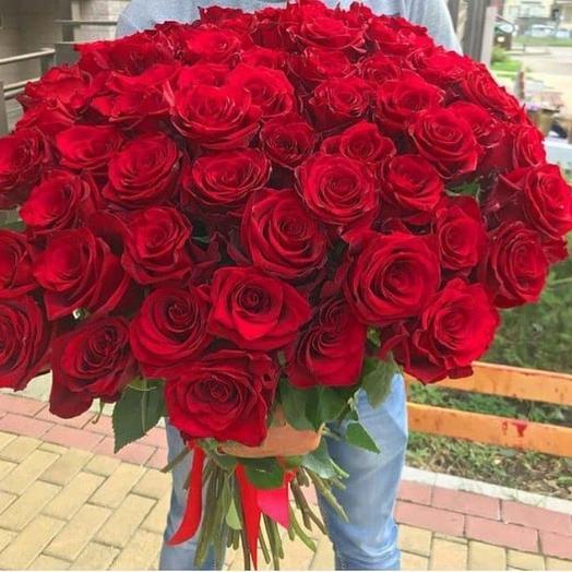 """Букет роз """"Валенсия"""""""