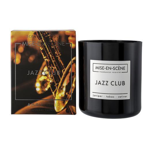 Свеча ароматическая ambientair, mise en scene, jazz club, 50 ч  Ambientair VV050CDMS
