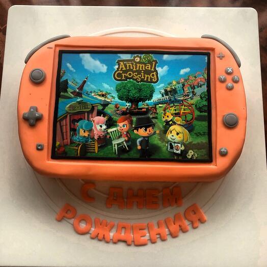 Торт Нинтендо Nintendo