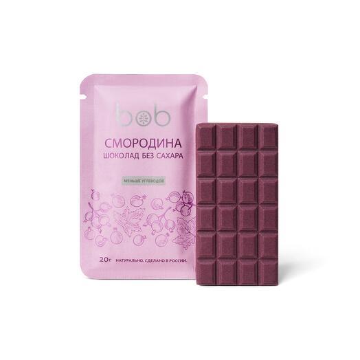 Шоколад без сахара Смородина