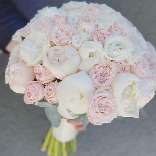 Букет невесты Luxury Flowers
