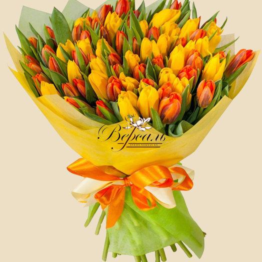 Тюлье: букеты цветов на заказ Flowwow