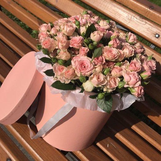 Безумие из кустовых роз