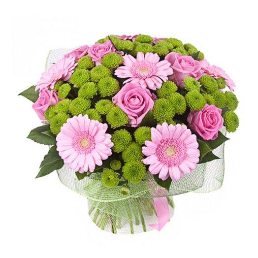 Букет Эйва: букеты цветов на заказ Flowwow