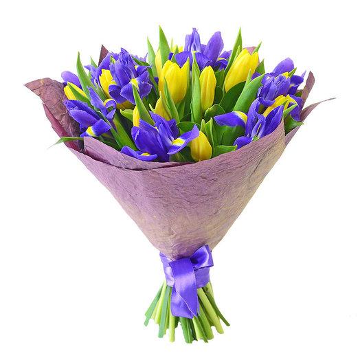 Весенние цветы: букеты цветов на заказ Flowwow