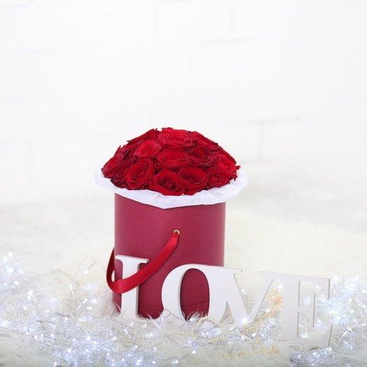 """Коробка """"Единственной"""": букеты цветов на заказ Flowwow"""