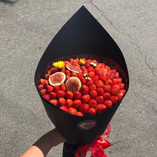 Букет 1001 ягода: букеты цветов на заказ Flowwow