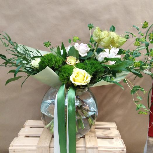 Летняя долина: букеты цветов на заказ Flowwow