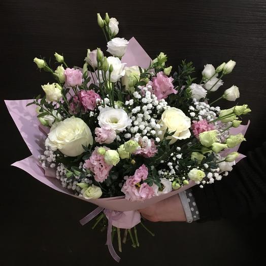 Немного нежности: букеты цветов на заказ Flowwow
