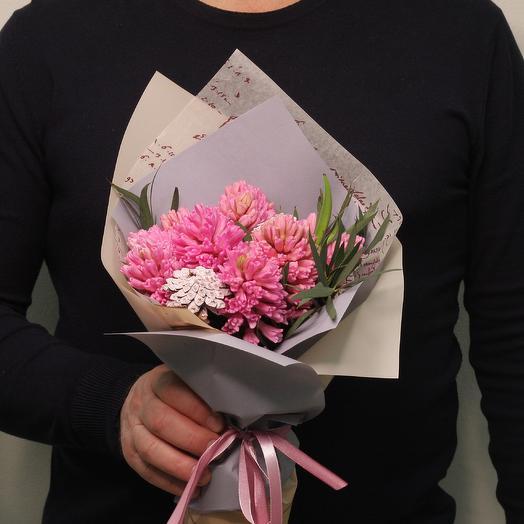 «Кулёчек монпансье»: букеты цветов на заказ Flowwow