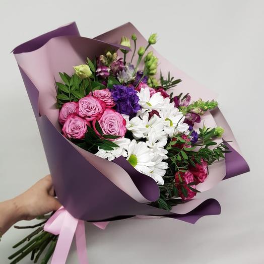 Хороший вкус: букеты цветов на заказ Flowwow