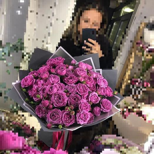 Misty Bubbles: букеты цветов на заказ Flowwow