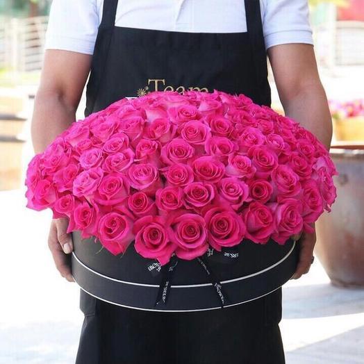 Розовый топаз: букеты цветов на заказ Flowwow