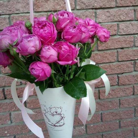 Конус: букеты цветов на заказ Flowwow