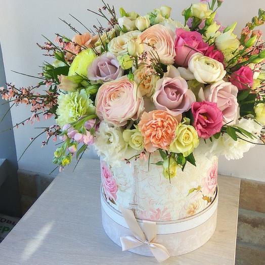 Второе дыхание: букеты цветов на заказ Flowwow