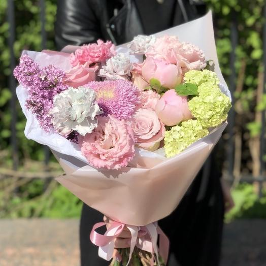 Букет пломбир: букеты цветов на заказ Flowwow