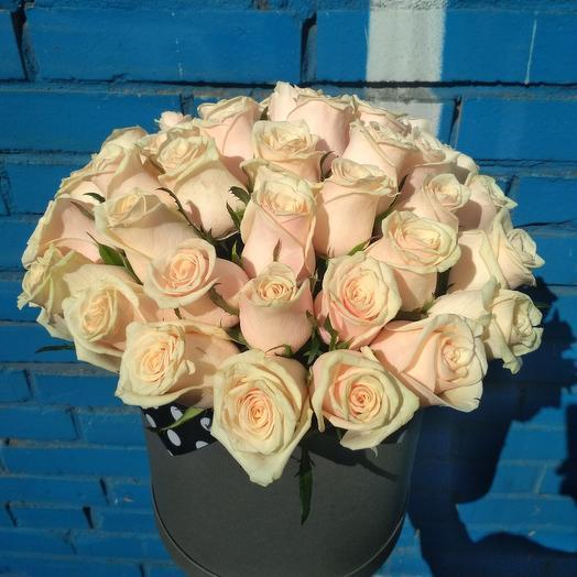 Таллея в коробке: букеты цветов на заказ Flowwow