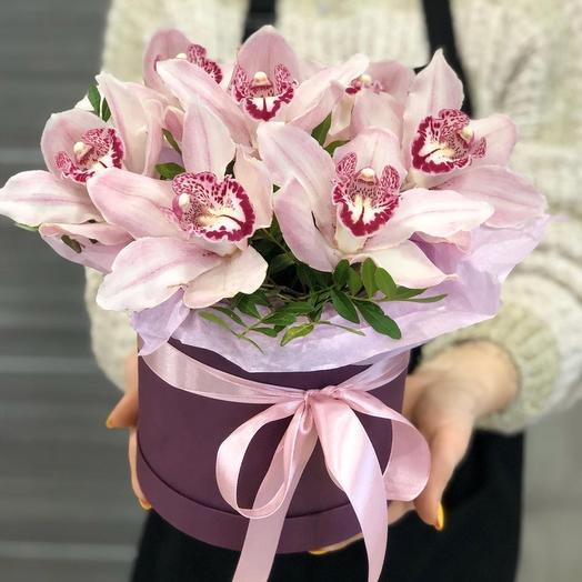 Любимые орхидеи: букеты цветов на заказ Flowwow