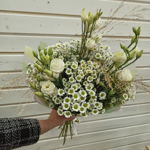 Привет с полей: букеты цветов на заказ Flowwow