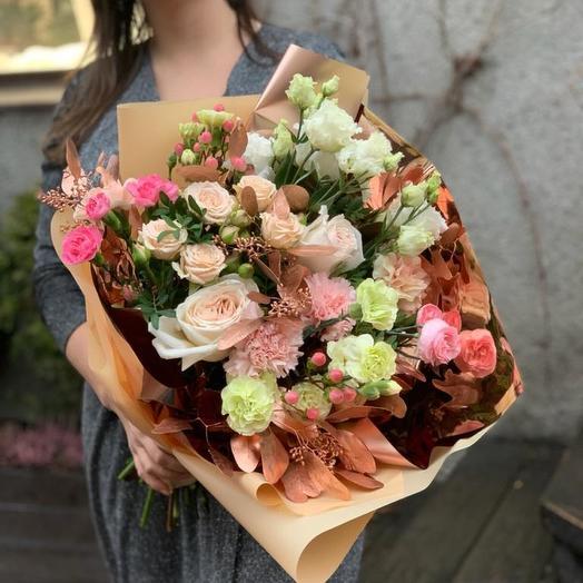 Блеск: букеты цветов на заказ Flowwow