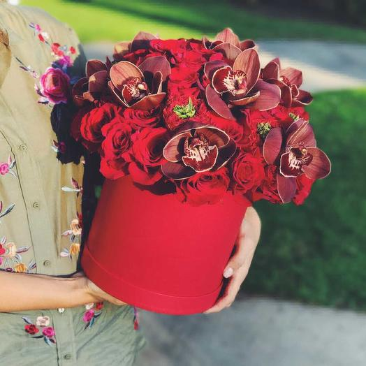 Моя половинка: букеты цветов на заказ Flowwow
